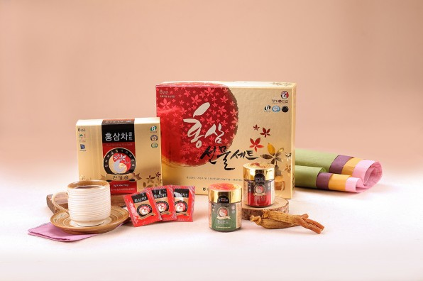 RED GINSENG GIFT SET